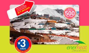 Read more about the article Enerheat apoyando las faenas mineras.