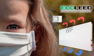 Con la ayuda de Ecoleed este Invierno, ¡A No resfriarse!