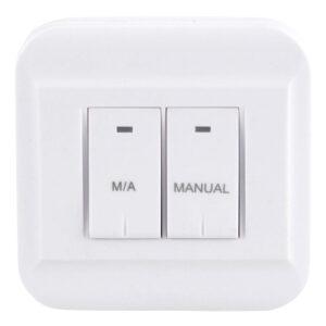 Calefactor-Mural-Metalico-Blanco-Termostato-Digital-selector-Automatico-Manual