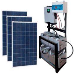 Kits Fotovoltaicos de Autoconsumo