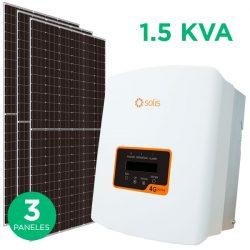 Kit Fotovoltaico 1.5 KVA On-Grid