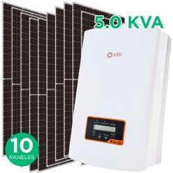 Kit Fotovoltaico 5.0 KVA On-Grid